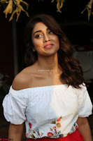 Shriya Saran looks super cute in off shoulder top and Red Skirt ~  Exclusive Celebrities Galleries 005.JPG