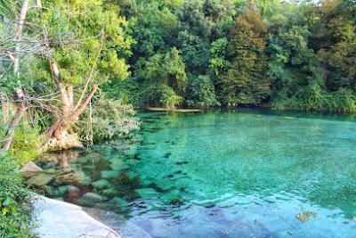 Turismo in Umbria - luoghi da vedere - piscine naturali