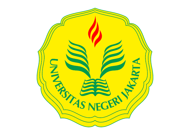 Logo Universitas Negeri Jakarta Vector