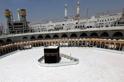 Ya Allah, Arab Saudi Larang Tarawih-Itikaf di Masjidil Haram dan Masjid Nabawi!