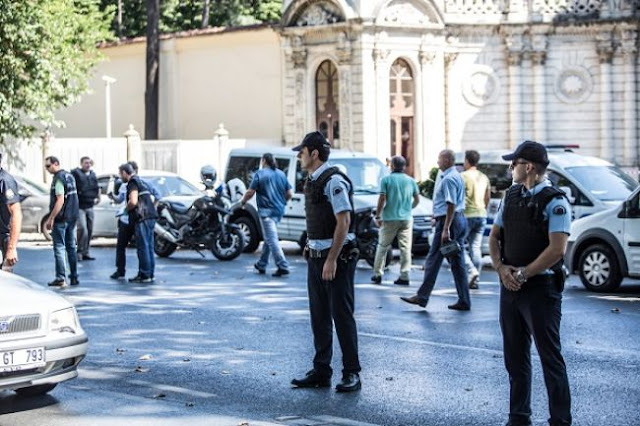 Τουρκία: Συνελήφθησαν πέντε Γερμανοί με την κατηγορία της τρομοκρατίας