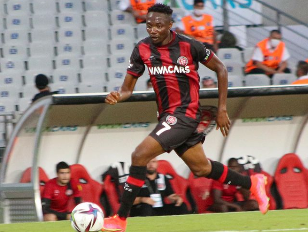 Ahmed Musa wins the finishing goal for his new club in Turkish League