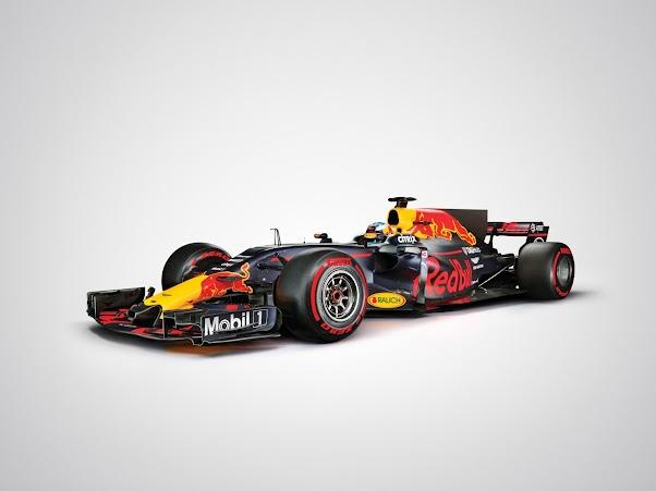 RB13 Wallpaper - Daniel Ricciardo