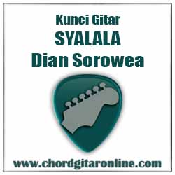 Chord Dian Sorowea Syalala Feat Uncle East