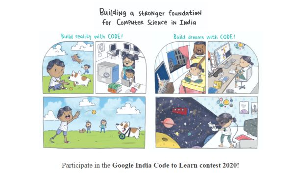 Google India Code to Learn Contest