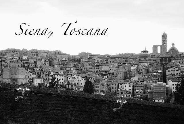 Siena, Toskánsko (Toscana)