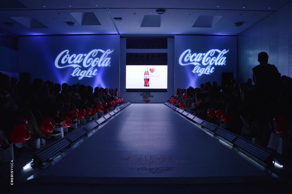 Επαγγελματική Φωτογράφιση Fashion Catwalk στην Εβδομάδα Μόδας Athens Exclusive Designers Week by Coca Cola