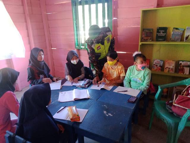 Rumah Baca Desa Diharapkan Dapat Mengembangkan Budaya Baca Masyarakat