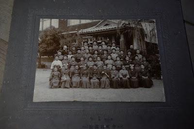 古民家カフェ・ひとつ石 村立陸郷北小学校?の写真