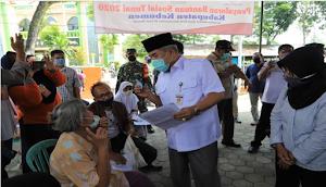 Tidak Kurang dari 27.000 lebih Keluarga, Menerima Bantuan Sosial Tunai