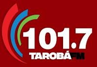 Rádio Tarobá FM 101,7 de Londrina PR