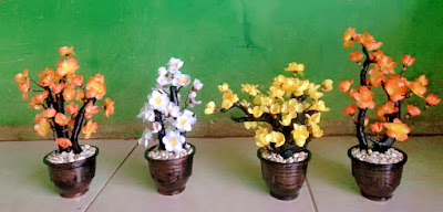 Gambar Bunga Anggrek Plastik
