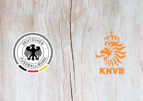 Germany vs Netherlands Full Match & Highlights 6 September 2019