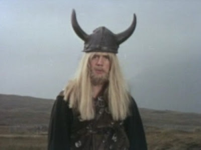 Michael Palin the Viking