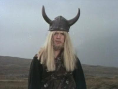 Michael Palin the Viking