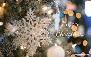 merry christmas gif animated