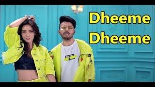 Dheeme Dheeme Full Lyrics | Tony Kakkar - Neha Sharma 2019