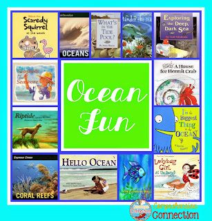 This post includes books, teaching ideas, and links to ocean themed resources and ideas.