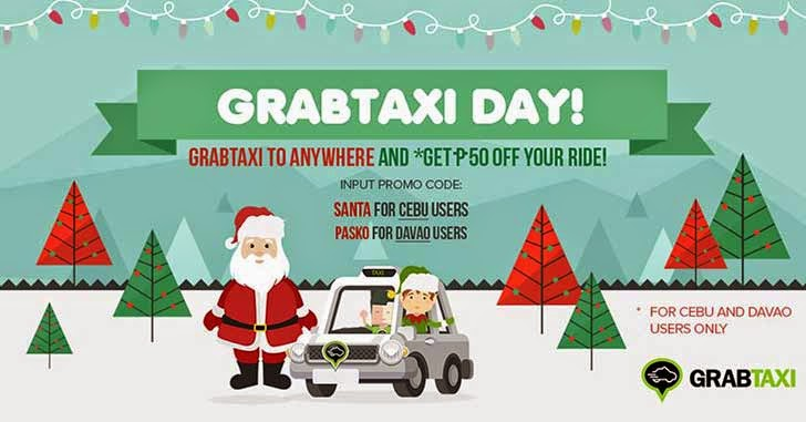 How To Get P50 Off Your GrabTaxi Ride