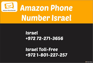 Amazon Phone Number Israel