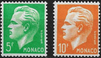 Rainier III Prince of Monaco. 1951