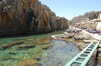 Κάραβος: Ένα καλά κρυμμένο… πειρατικό φιόρδ στην Κρήτη (video)