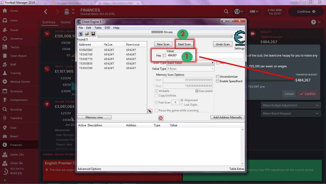 Download Cheat Engine 6.8.3 | Phần Mềm Cheat Game Hiệu Quả