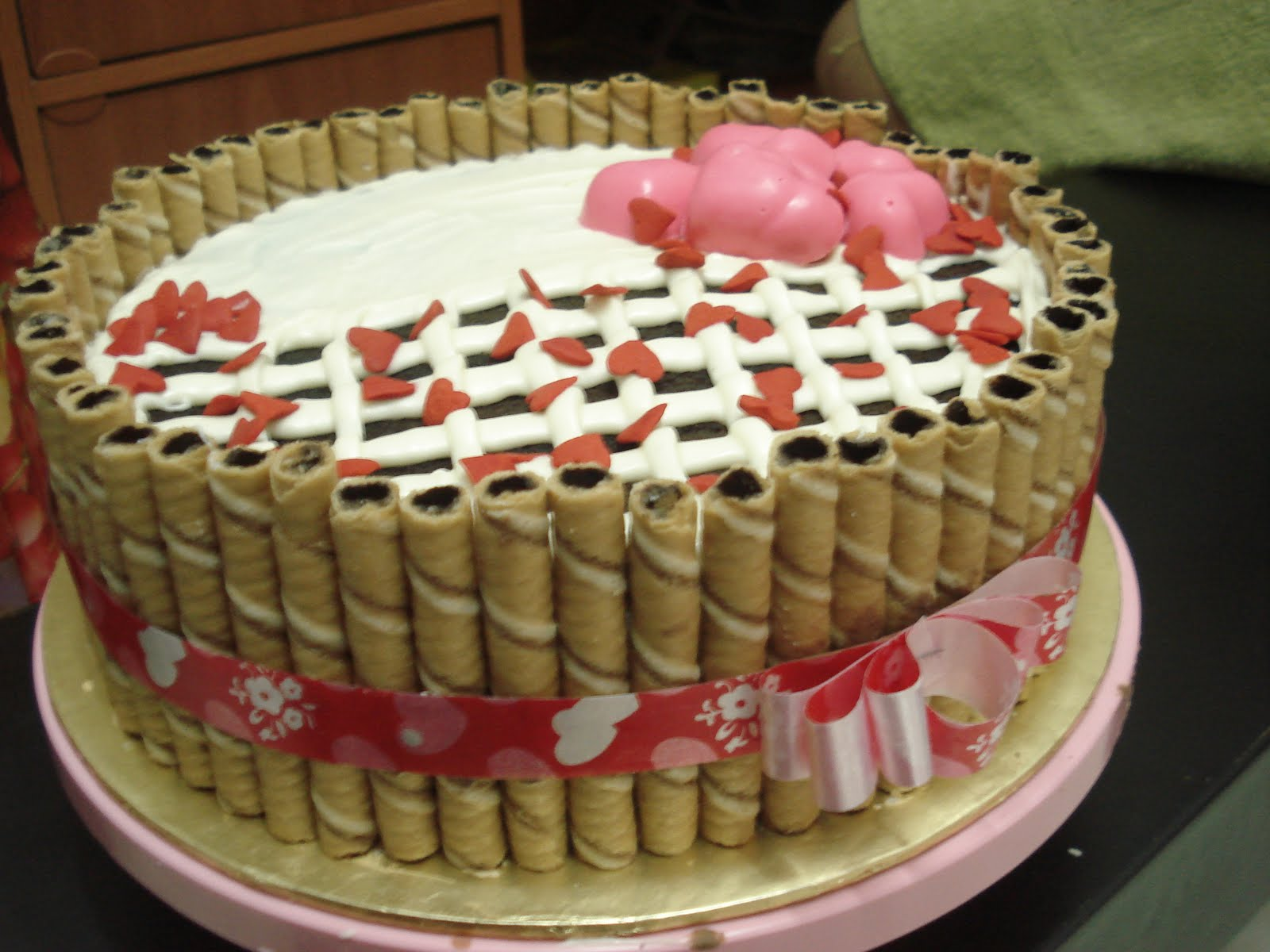 Kek Birthday Bakery Pastry And Cookies Khaera S Cottage