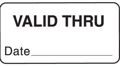 Penjelasan mengenai valid thru pada kartu ATM