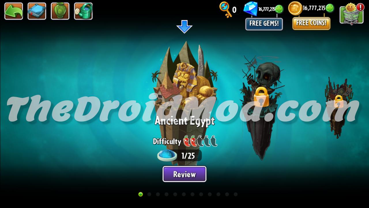 The Droid Mod