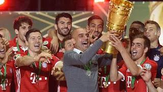 Bayern Munich Juara Piala Jerman 2015/2016