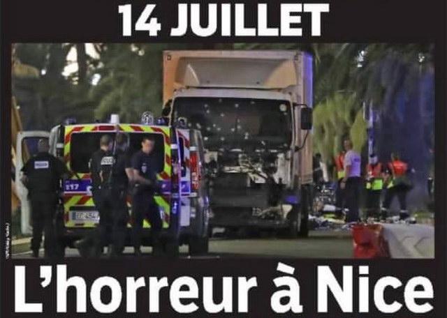 Μακελειό στη Γαλλία με δεκάδες νεκρούς