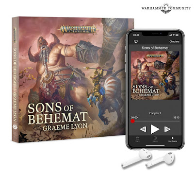 audiodrama sons of behemat