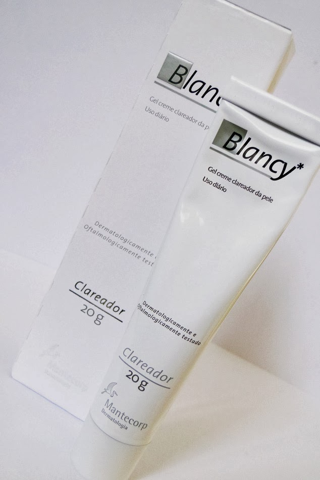 Blancy - Gel Creme Clareador