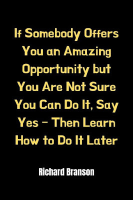 Ready for Opportunity Quotes
