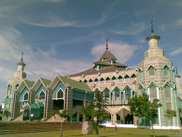 Masjid Al Markaz Al Islami Makassar