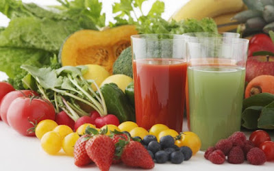 Juice for Good Health