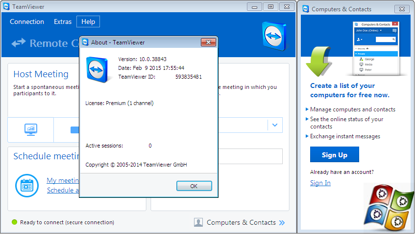 Download Team Viewer 10 Full Version