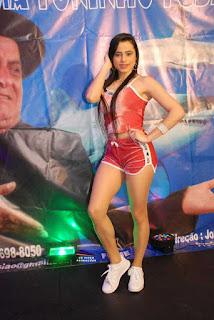 Patty Magalhães a produtora e Dançarina que está fazendo  sucesso em São Paulo