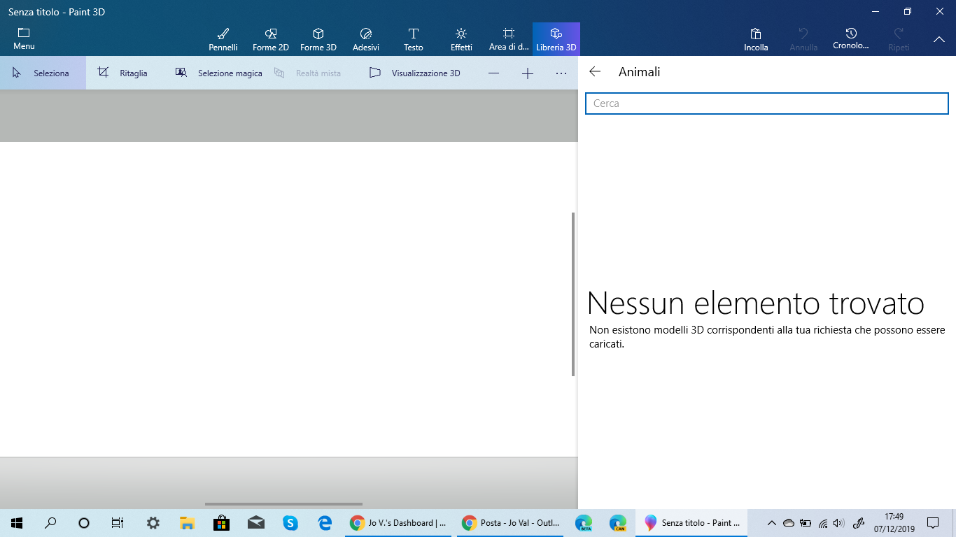 Microsoft ritira definitivamente Remix 3D (e Paint 3D è sulla strada)