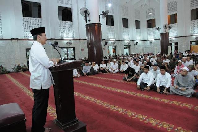 Gubsu: Peringatan Nuzulul Quran Bentuk Kecintaan Kepada Al-Qur'an