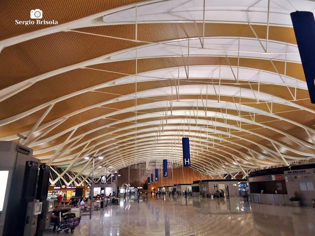 Shanghai Pudong International Airport Terminal