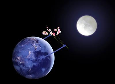 Luna llena 23 de marzo de 2016