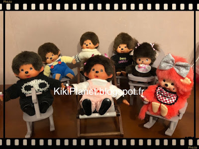 meubles miniatures fait main pour kiki ou monchhichi handmade