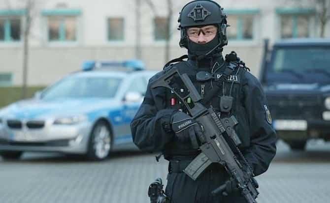 german, police,