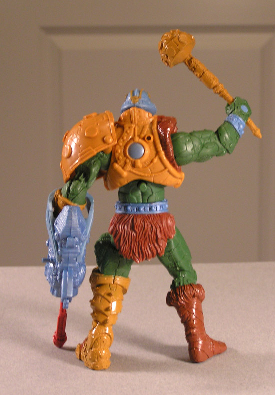 Fall Of Grayskull Wallpaper The Toy Museum Man At Arms 2001 Masters Of The Universe
