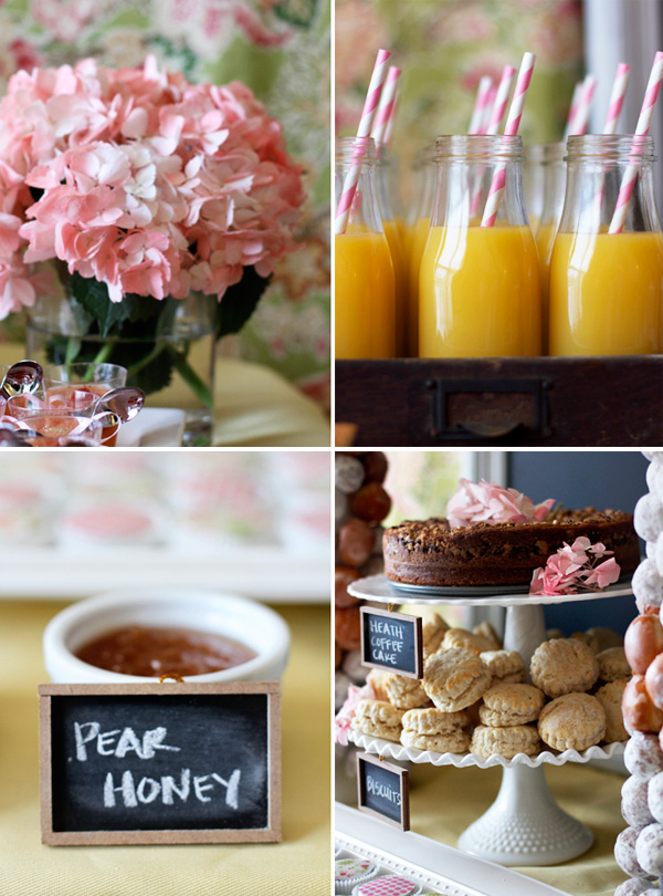 Baby Shower Food Ideas: Baby Shower Luncheon Food Ideas