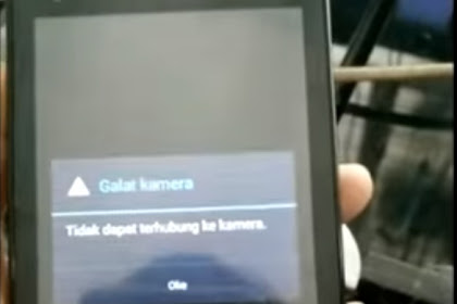 Tidak Dapat Terhubung Ke Kamera Andromax C2 AD688G.