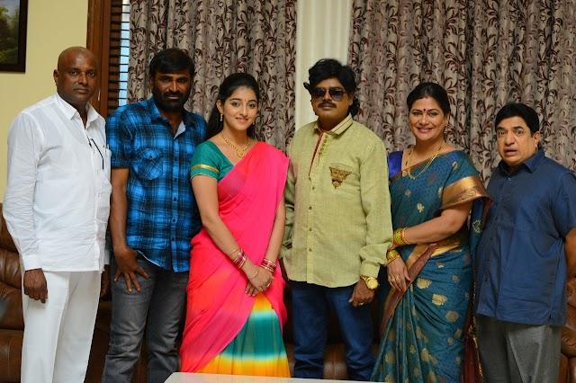 Sundaraangudu Movie Press Meet Photos