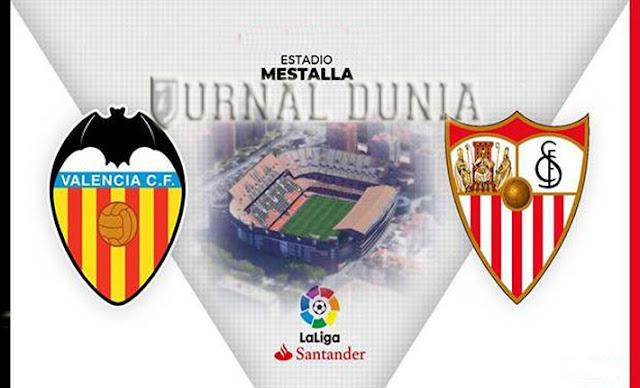 Prediksi Valencia Vs Sevilla, Selasa 22 Desember 2020 Pukul 23.30 WIB